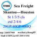 Shenzhen Shipping Freight Rate to Houston