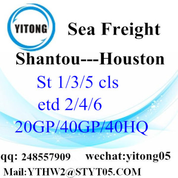 Shantou LCL Conslitation to Houston