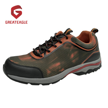 Sport  Athletic  Steel Toe Safety Shoes