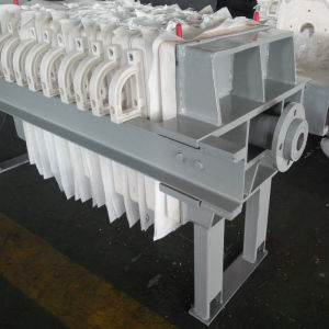 Ceramic Polishing Slurry Membrane Filter Press Machine