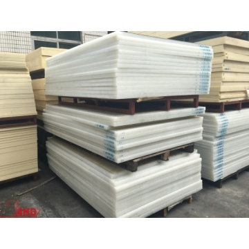 New Arrival for Nylon Plate White Color Thickness 8-120mm Extruded Nylon PA6 Sheet export to Morocco Exporter
