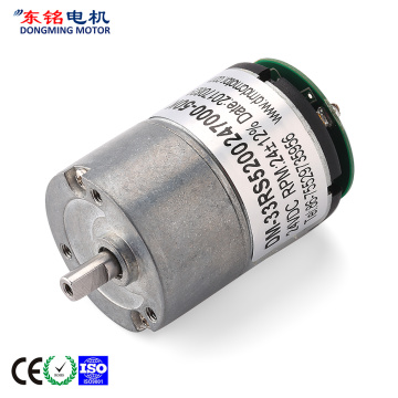12v electric motor and gearbox