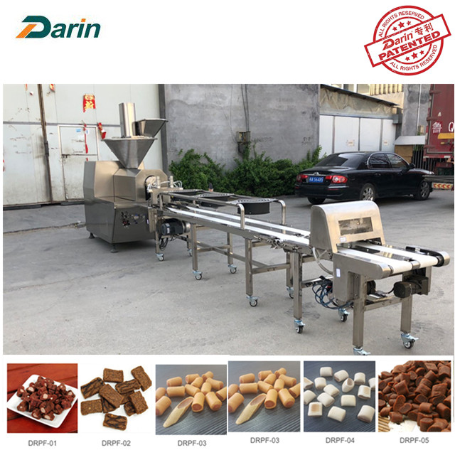 Jerky Treats Cold Extrusion Machine Pet Treats Forming Machine