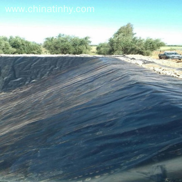 Textured Virgin HDPE UV Protection Geomembrane for Mine
