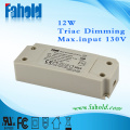 Triac Dimming 12w գլխավորությամբ Power Supply / Led Driver