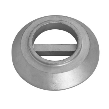 Solube Glass Steel Precision Casting Part