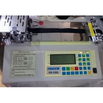 Auto-Tape Cold Cutter