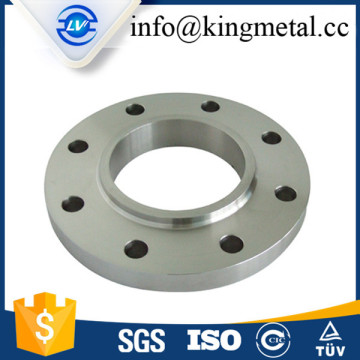 "Manufactur standard for Forged Flange 3/4"" carbon steel plain flange supply to Portugal Factories"