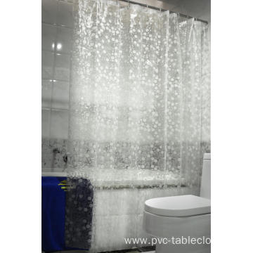 3D EVA Shower Curtain Australia