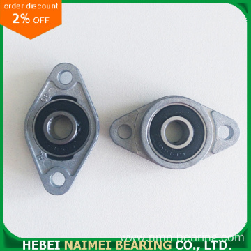 Zinc Alloy Bearing Units Pillow Block Ball Bearing