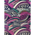 Geometric Joint Rayon Poplin 45S Light Printing Fabric