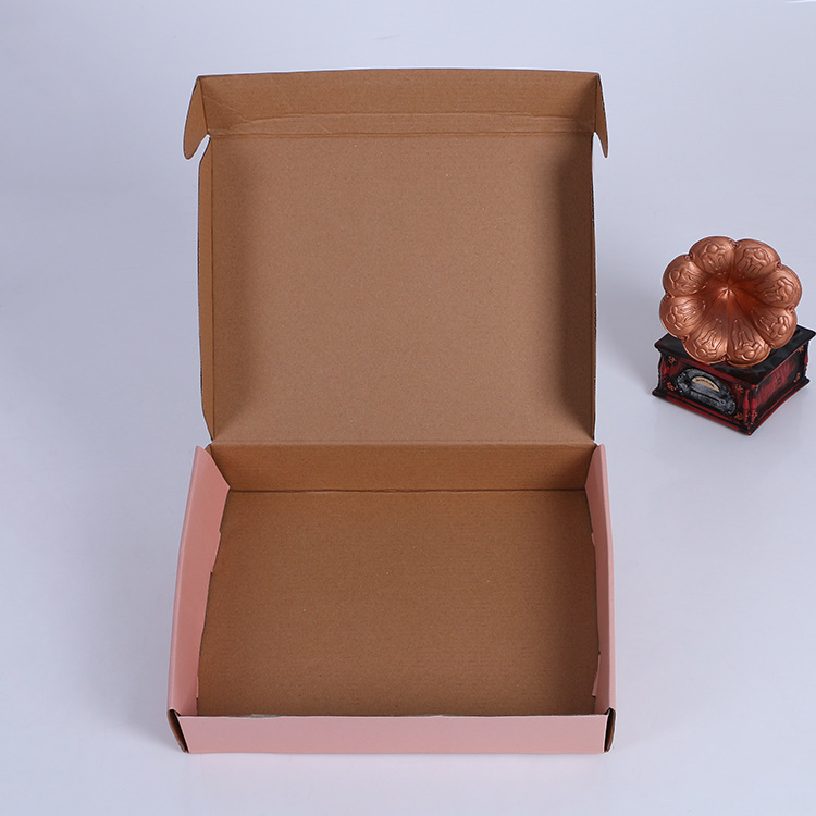 Custom corrugated box for shipping