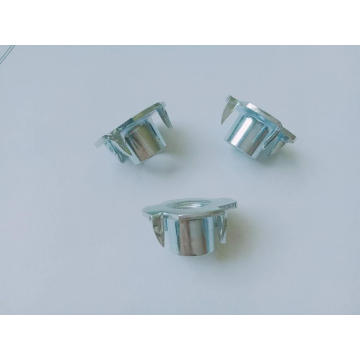 M12X14 Four sting Full thread Zinc plated nuts
