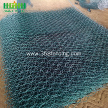 Metal Hexagonal Wire Mesh Woven Gabion Box