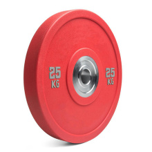 ODM for Standard Weight Plates Produce Barbell Rubber Bumper Plates export to Gabon Supplier