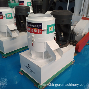 300-500kg/h SZLP350 Organic Fertilizer Pellet Making Machine