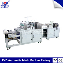 Best quality and factory for Disposable Bouffant Cap Making Machine Disposable Bouffant Cap Making Machines export to Indonesia Importers