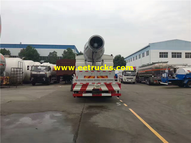 Mutifunctional Dust Control Trucks