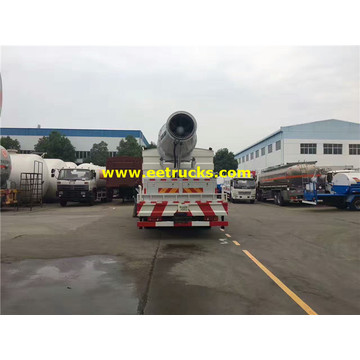 8 CBM 160HP Mutifunctional Dust Control Trucks