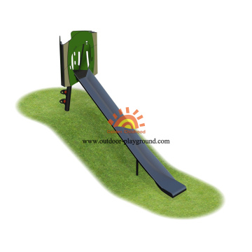 Kids Toys Outdoor HPL Playground Equipment Slide