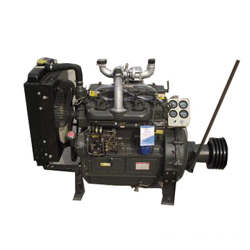 Diesel Engine With Belt Pulley K4100ZP 41kw/55hp