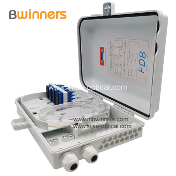 16 Core Outdoor Fiber Optic Terminal Box IP65