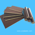 5-60mm Brown Phenolic Cotton Laminated Rod