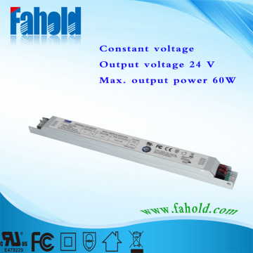OEM/ODM for 24V Led Driver Industrial Linear Stripe Lights Drivers export to Italy Manufacturer