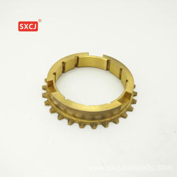 High speed gear ring