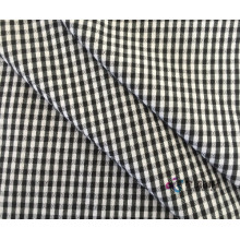 High Quality for  Cotton Yarn Dyed Plaid Shirting Checked Fabric export to Christmas Island Manufacturers