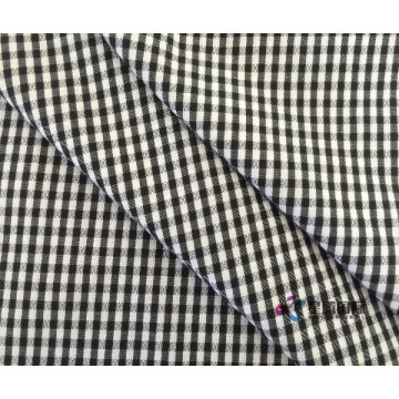 Cotton Yarn Dyed Plaid Shirting Checked Fabric