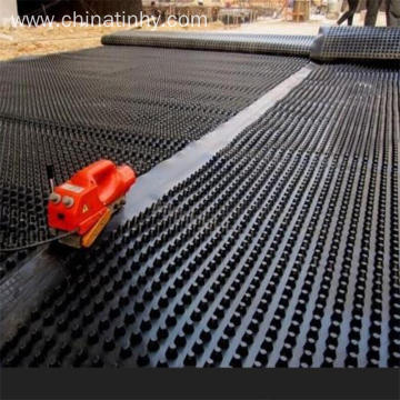 PE waterproof Dimple drainage board drainage cell