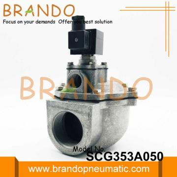 Pulse Valve SCG353A050 Used for Bag Dust Romover