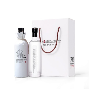 Chinese Baijiu by Volume 60