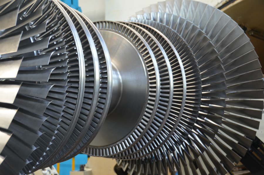Impulse Steam Turbine Efficiency