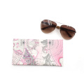 promotional leather eyeglasses pouch