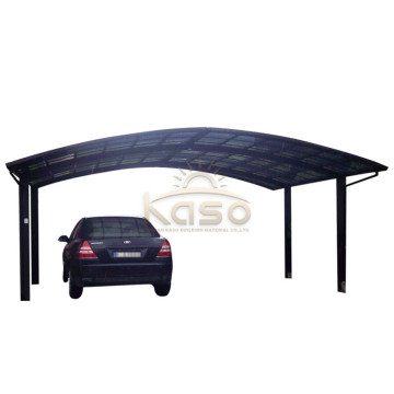 KitCanada Material Canopy Car Wash Aluminum Carport Part