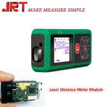 High Accuracy Laser Distance Measurement