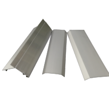 Custom air conditioning extruded aluminium profile