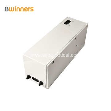 48 Core Wall Mount Multi-operator Fiber Optical Distribution Cabinet Fiber Optic Hub Box