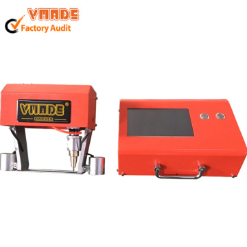 Car Girder Metal Dot Peen Marking Machine