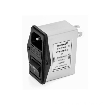 IEC Inlet Power Line Filters