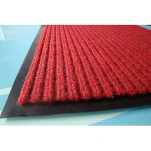 Hot Sale cheaper ribbed door mat