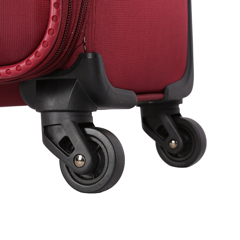 Professional fabric travel luggage