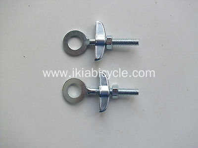 Bicycle Wheel Chain Adjuster