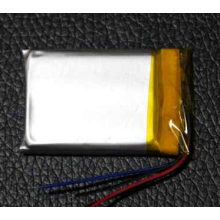 500mAh Li Polymer Battery For Dashboard (LP2X3T6)