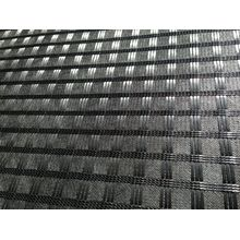 China supplier OEM for Asphalt Reinforcement Composite Coated Polyester Geogrid With Spunbond Nonwoven Geotextile supply to Nepal Importers
