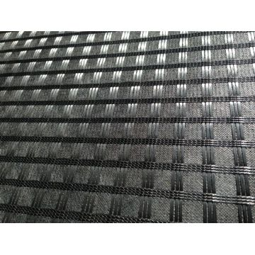 Leading for Glass Fiber Fiberglass Geogrid Laminated To Nonwoven Geotextile supply to Indonesia Importers