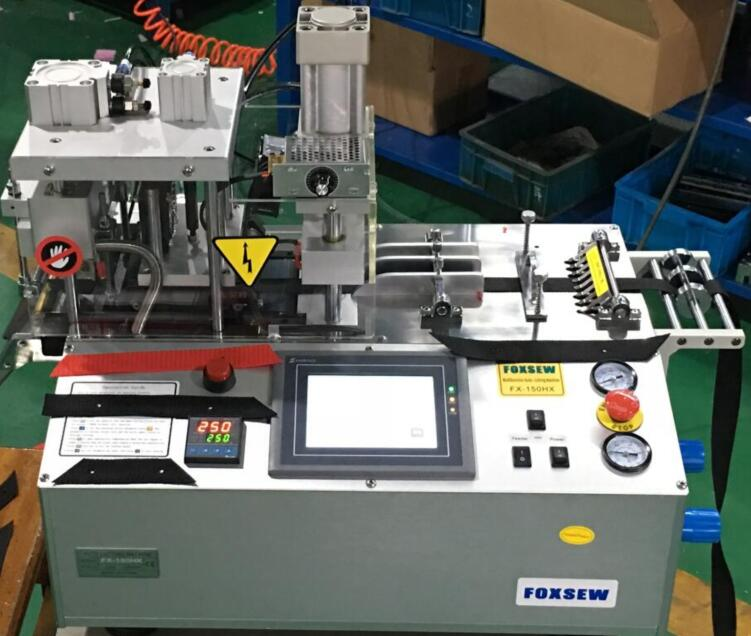 Automatic Angle Tape Cutting Machine Multi-function with Punching Hole