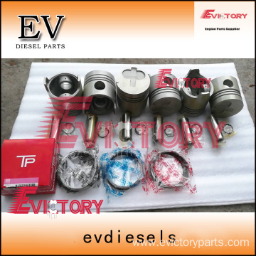excavator 2H engine gasket bearing piston ring liner
